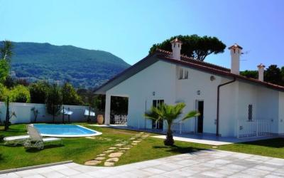 Villa unifamiliare via Frangipane, San Felice Circeo